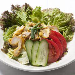 炭焼きグリーンサラダ